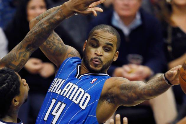 Jameer Nelson breaks Magic career assists record