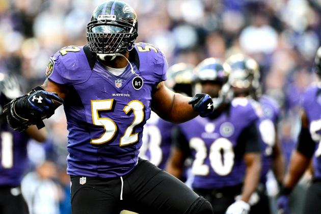Ray Lewis Running on Empty, but Still Makes Ravens a Dangerous Team in Playoffs
