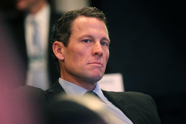 Armstrong to Speak to Oprah Winfrey
