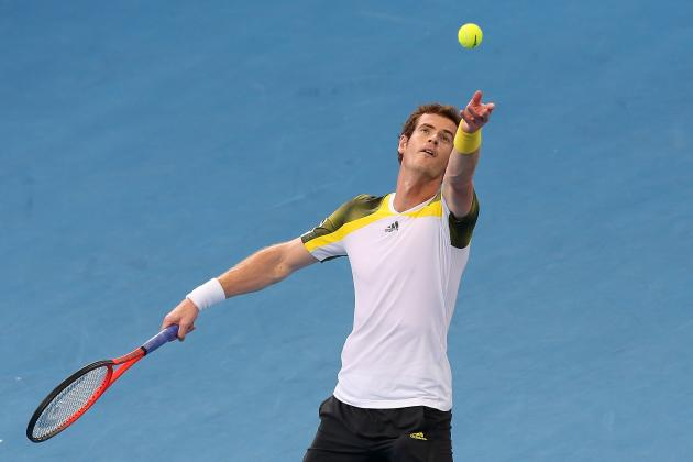 Australian Open 2013 Draw: Top Seeds Who Will Be Most Affected by Bracket