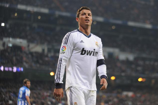 Cristiano Ronaldo's Need To Be Loved Means a Real Madrid Exit Is Inevitable