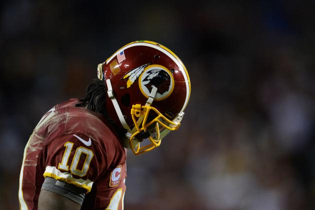 Robert Griffin III Knee Injury Will Require Total Reconstructive Surgery