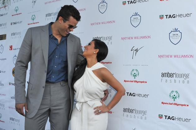 Report: Kim Kardashian Rushing Humphries Divorce Before Giving Birth