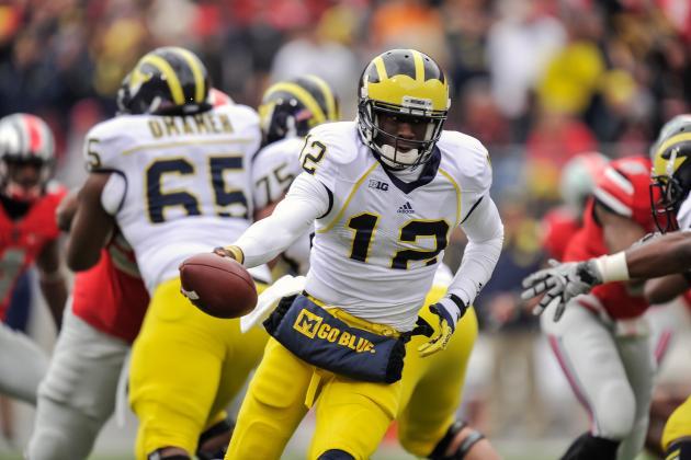 Michigan 5th in ESPN.com's Early 2013 B1G Power Rankings