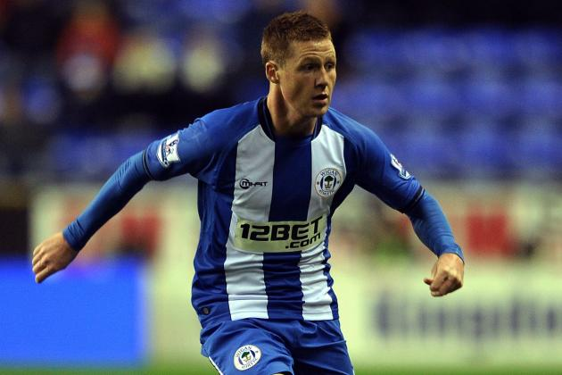 Arsenal in Pole Position to Sign Wigan Star