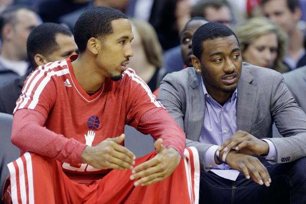 Report: Wizards' Wall Could Make Season Debut vs. Hawks