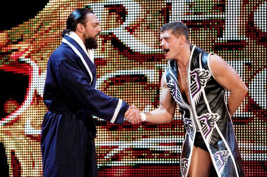 Damien Sandow Needs Cody Rhodes to Succeed in WWE