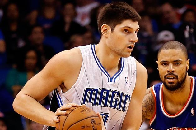 Why Nikola Vucevic Could Be the Next Marc Gasol