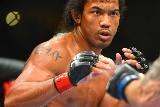 Can 2012 UFC Fighter of the Year Benson Henderson Be the Best of All Time?