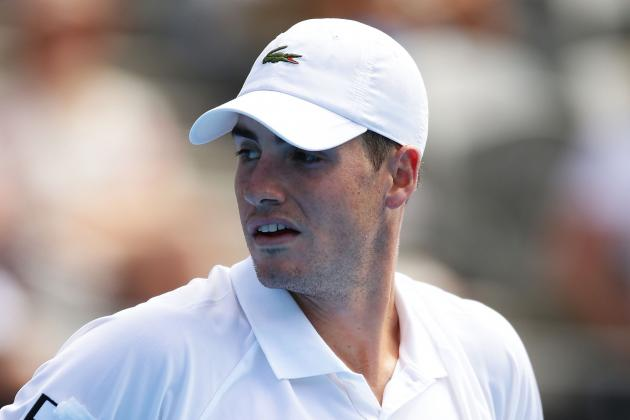 Isner Undecided on Australian Open