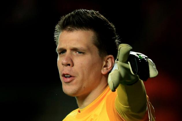 Wojciech Szczesny Has No Desire to Leave Arsenal Any Time Soon
