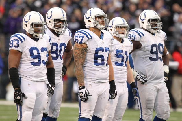 Debate: What Position Do Colts Need to Improve on Must in 2013?