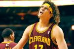 Cavs' Varejao Out for Year with Blood Clot