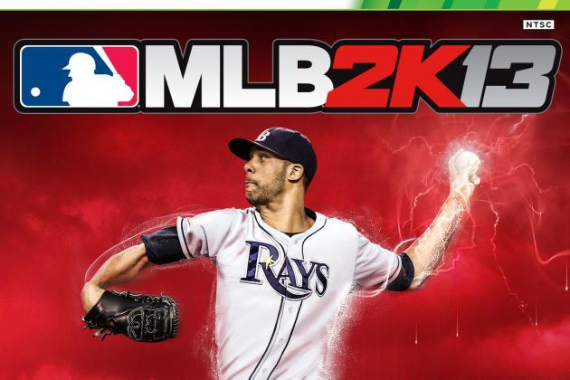 David Price Announces Cover Status for MLB 2K13 Video Game