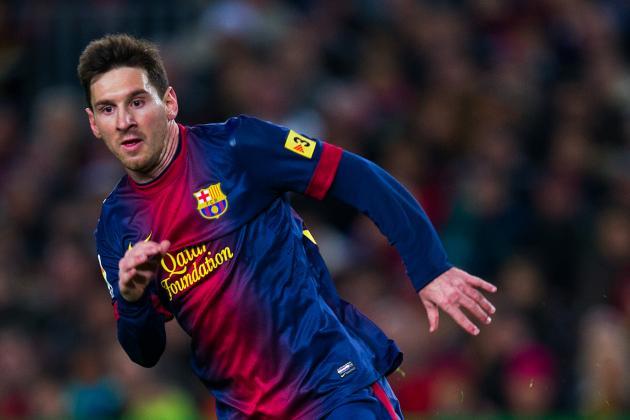Lionel Messi Sent Gerd Muller a Signed Shirt Because He Broke Gerd's Record