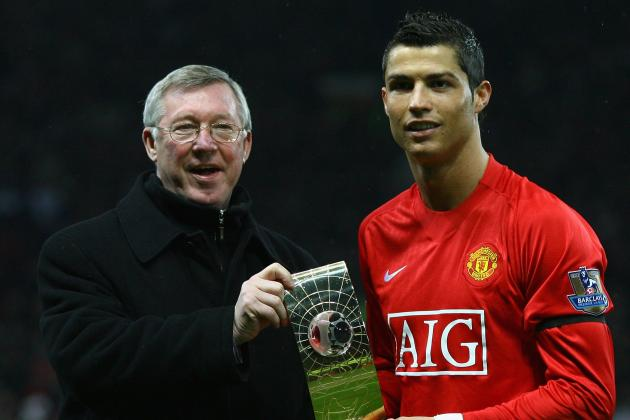 Sir Alex Admits Ronaldo Is 'The Complete Player'