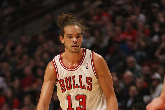 Proving Joakim Noah Has Been Chicago Bulls' Best Player This Season
