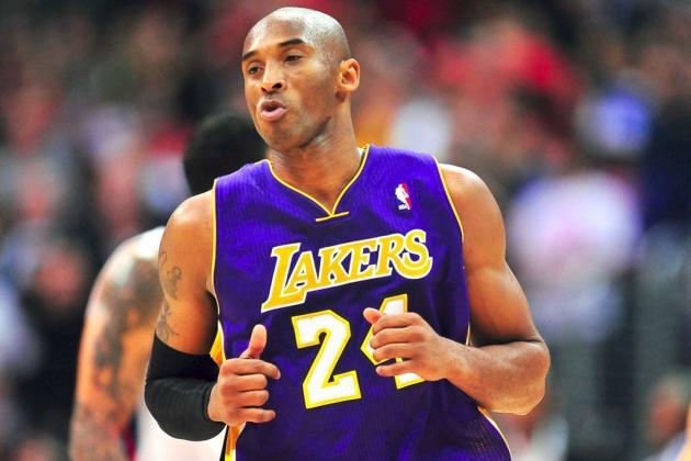 Kobe's Dream Lineup