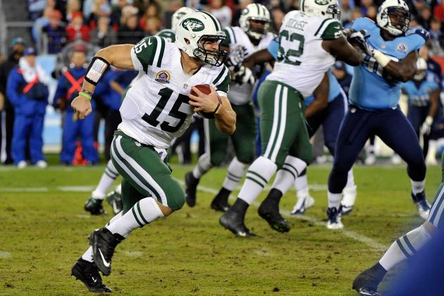 New York Jets Planned to Use Tim Tebow as Running Back