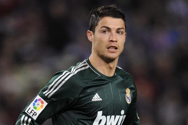 PSG Weigh Up Move for Ronaldo