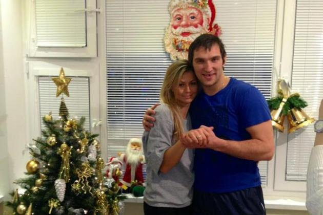 Capitals' Star Alex Ovechkin Engaged to Russian Tennis Star Maria Kirilenko