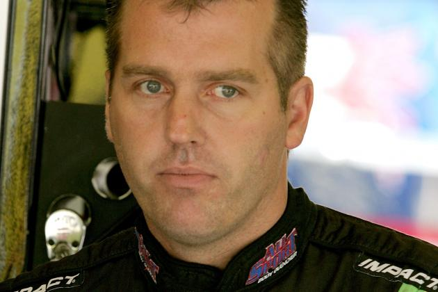 Jeremy Mayfield Calls Radio Show to Talk to NASCAR CEO Brian France