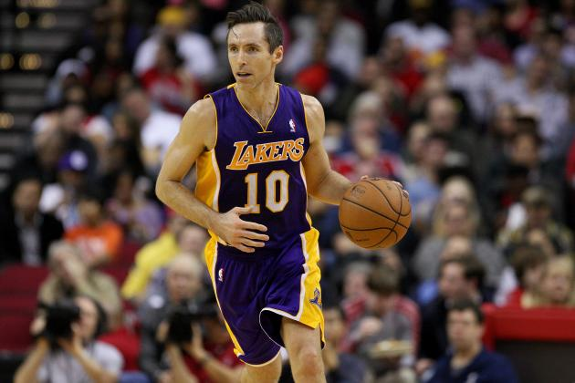 Steve Nash Says No Guarantee Lakers Will Turn It Around