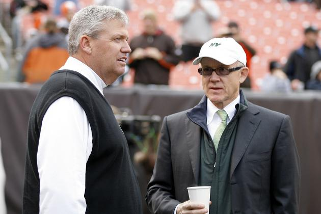 Ryan Fired, Only It's Dallas Cowboys Rob Not Rex of the New York Jets