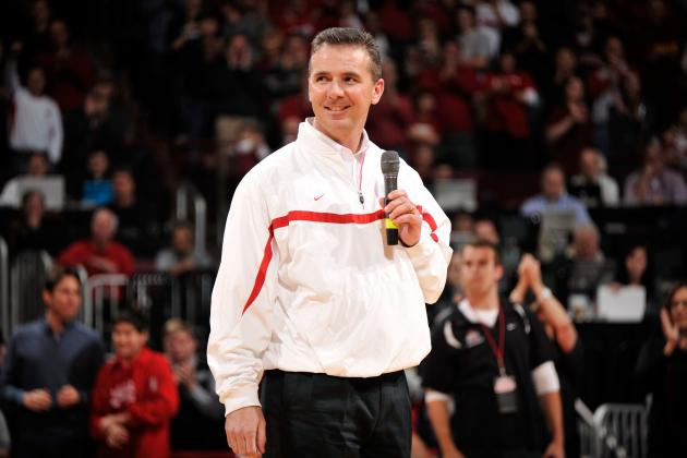 "Urban Meyer Will Appear on ""Gridiron Outdoors"" with Son Nate"