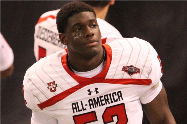Auburn Should Be Afraid Clemson Will Sway 5-Star Carl Lawson on Official Visit