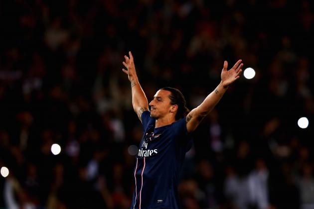 Barton or Ibrahimovic: Who Is Ligue 1's Biggest Villain?