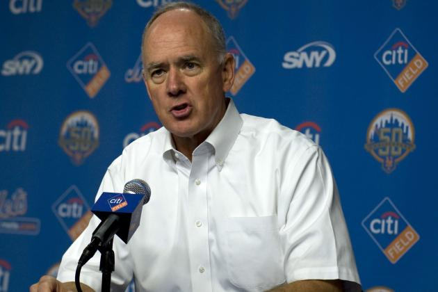 Alderson Expects Offseason to Pick Up Pace