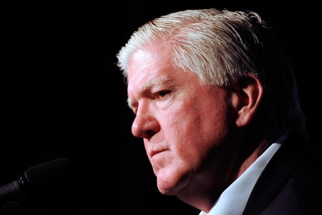 Reports: Maple Leafs Fire GM Brian Burke