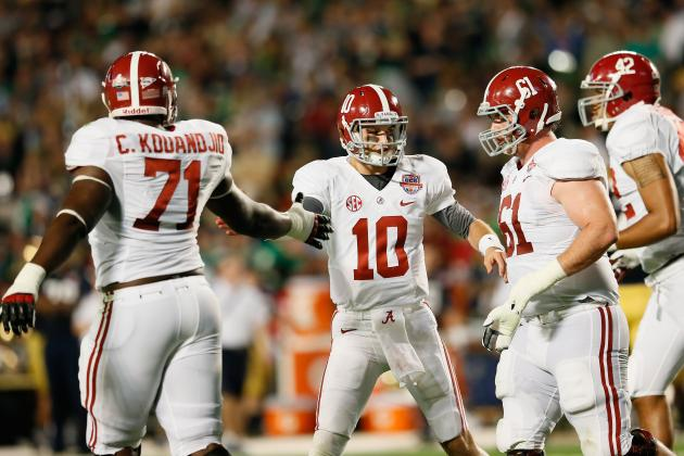 Alabama Football: Is AJ McCarron the Greatest Crimson Tide QB Ever?