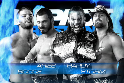 TNA Impact Wrestling Preview: A Tag Team Main Event, a New Gut Check and More