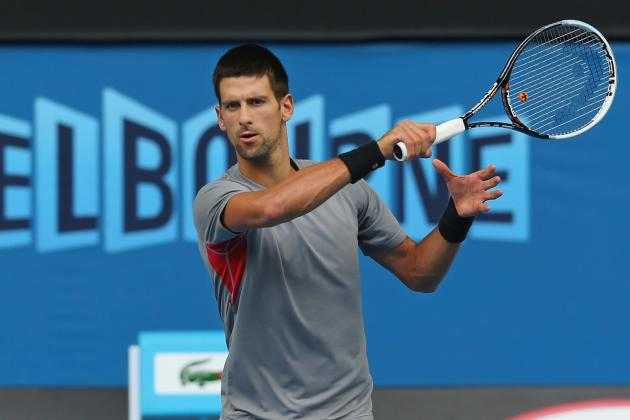 Novak Djokovic Will Have No Problem Capturing Australian Open