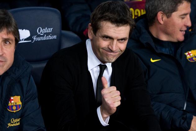 Barcelona vs. Cordoba: How Will Vilanova's Absence Affect La Blaugrana?