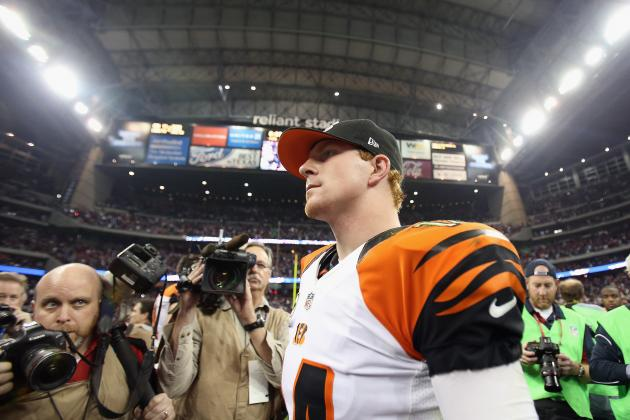 Offseason Questions Start with Andy Dalton