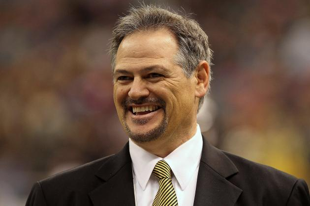 Mickey Loomis Optimistic After 2012 Season That Was 'Beyond Disappointing'