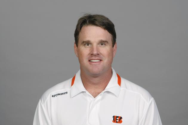 Jay Gruden Says He'll Interview for Other Jobs, but Plans to Stay in Cincinnati