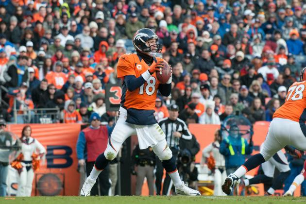 NFL Playoffs 2013: Ranking the Best Offenses in Divisional Round