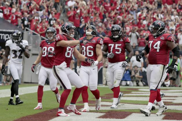 A Focus on Texans Red Zone Efficiency