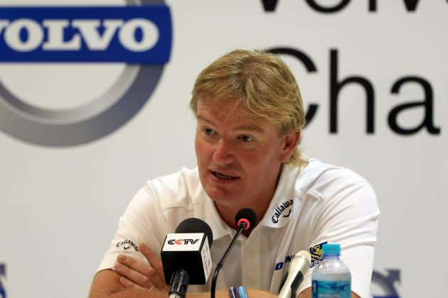 Ernie Els Says the Long Putter Is Far from a 'Magic Wand'