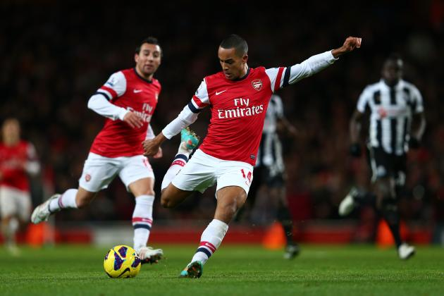 Arsenal Transfer News: Paying Theo Walcott Is Right Move for Club