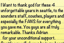 Montero Pens Thank You Note to Fans