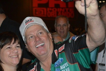 FYI WIRZ: Motorsports Champions Like NHRA's John Force Knows Fast and More