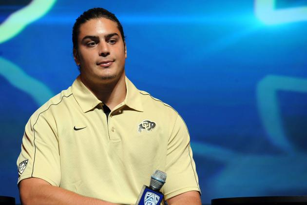 CU Buffs Lineman David Bakhtiari Declares for NFL Draft