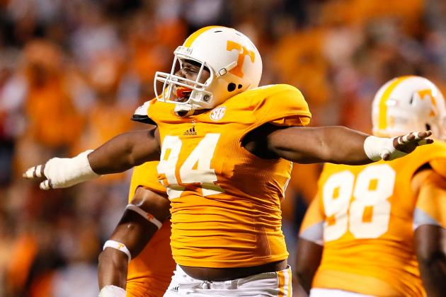 Four Vols Entering NFL Draft