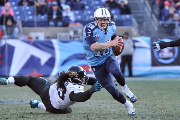 Jake Locker's Getting Left Shoulder Fixed Today