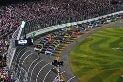 NASCAR Working on Track-Drying System